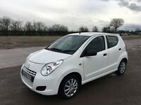 2010 SUZUKI ALTO 1 LITRE Sz3, ROAD TAX £20, FUEL ECONOMY 75 MPG, LONG MOT