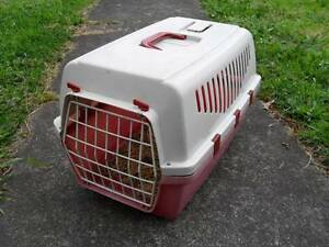 Pet Cary Cages from Ringwood Maroondah Area Preview