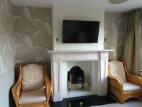 2-3 bedroom house for short term rent - between 1 and 6 months, available from 1 Dec