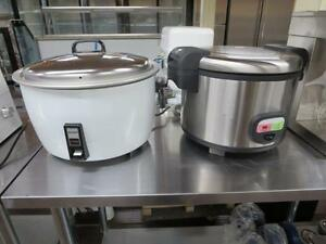 Brand New Rice Cookers