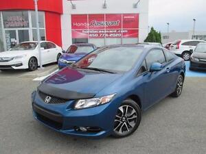 2013 Honda Civic COUPE / EXL
