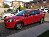 Ford Focus 1.0 EcoBoost (125ps) Eu5 Zetec 6Spd