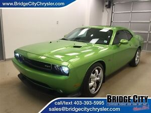 2011 Dodge Challenger SRT8 392- Manual Tranny, Low Km's and Spec