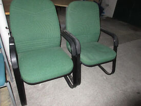 VARIOUS OFFICE CHAIRS - £10 EACH