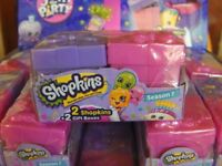 Shopkins Series 7 Blind Box, unopened and sealed - Several for sale!