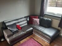 DFS Corner Sofa and Electric Recliner Armchair
