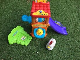 Vtech chicken coupe
