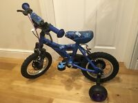 Raleigh boys bike like new condition cost £120 new