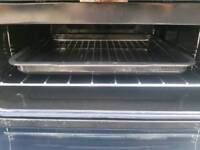 Beldray gas and electric cooker