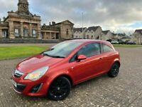 2012, Vauxhall Corsa SE, 1.2L, 84BHP, 64,000miles, 12 months MOT*, S/Hist x6*, 3 Door, Manual