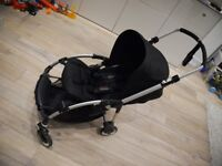 Bugaboo Bee Plus + Cocoon + Maxi Cosi Car Seat Adapters - Good Condition !!!