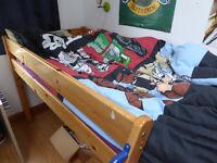 Kids Solid pine Midi Bed