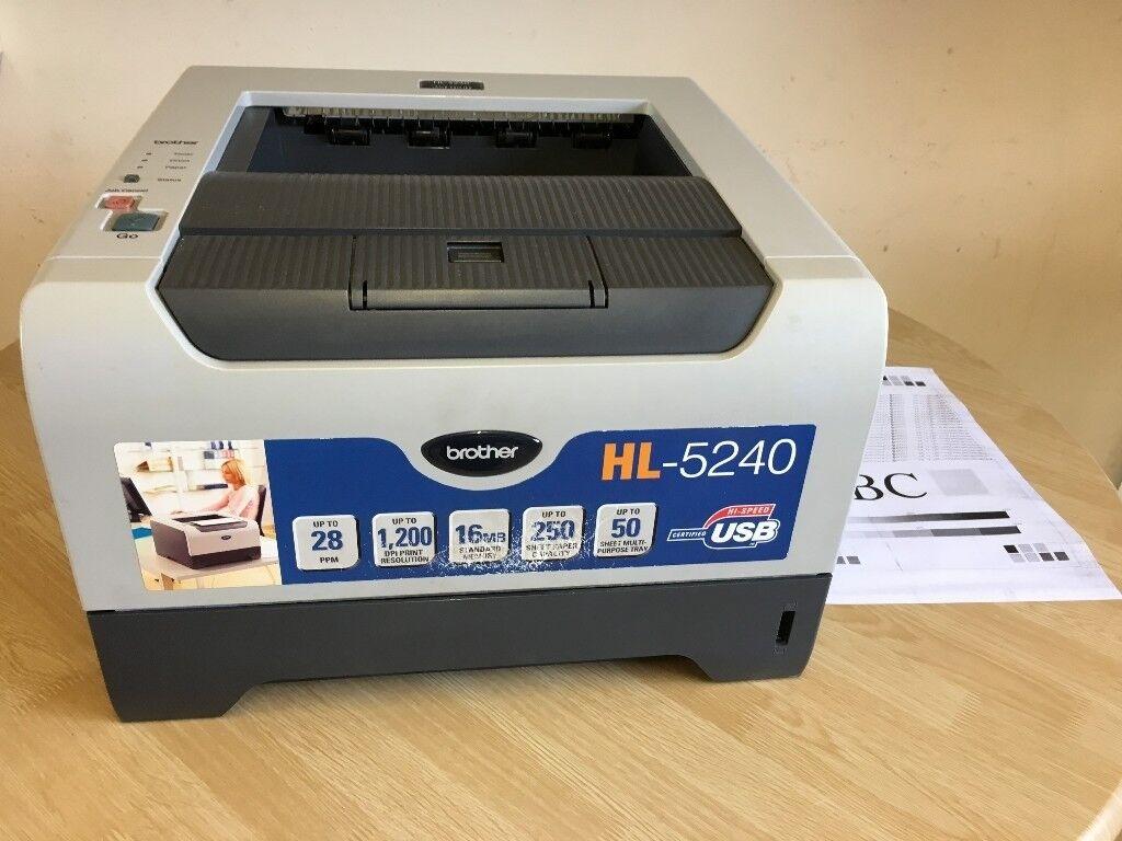 Brother Hl 5240 Workgroup Laser Printer