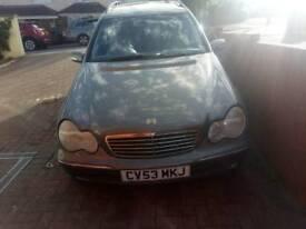 Mercedes 200 cdi Avantgarde estate