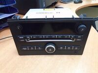 SAAB 93 9-3 2008 RADIO CD PLAYER 12784118