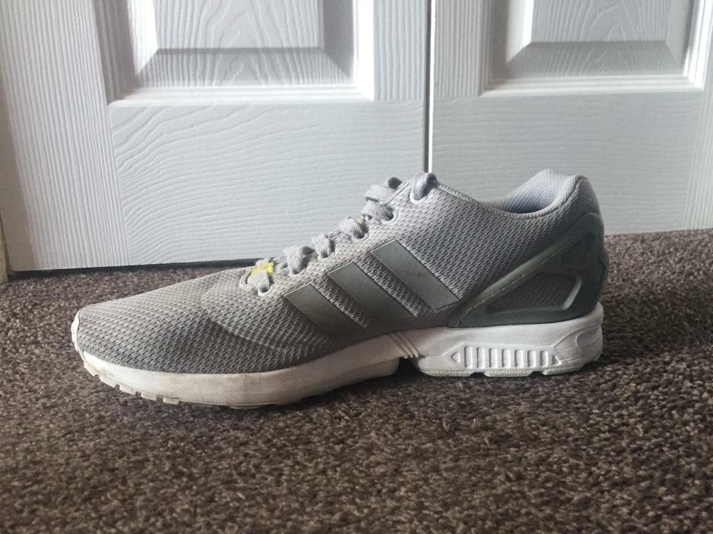 c555c3d65 Adidas ZX Flux Torsion men's trainers in grey UK 11 | in Caerleon, Newport  | Gumtree