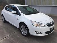 Stunning 2011 61 Vauxhall Astra 1.4 Excite 5Dr **2 Owners+Only 69000+Bluetooth+Mega Spec**