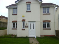 Newly Built 3 Bed Detached Property to Let