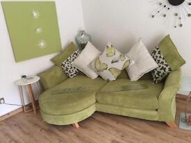 Sofa under warranty