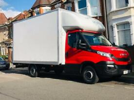 Man with Van Removals Service Special Offer £20 per hour in London & All UK