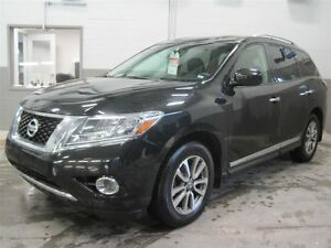 2014 Nissan Pathfinder SL AWD MAGS CUIR 7 PASSAGERS