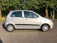 2007 Chevrolet Matiz 1.0 5 door, Cheap insurance/tax/fuel,service history,warranty,long mot,bargain