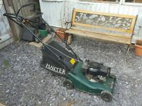 hayter lawn mower and jcb strimmer for sale both in good workin order