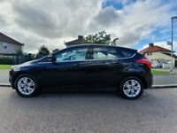 2014 '64' Ford Focus Titanium 1.0 Ecoboost Petrol Manual in Black