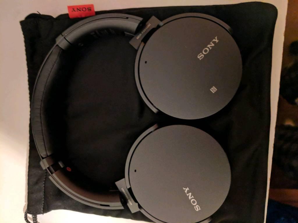 Sony Xb950n1 Extra Bass Headphones In Edgbaston West Midlands Wireless Noise Canceling
