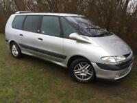 7 SEAT - DIESEL GRAND ESPACE - LONG MOT - SUPERB DRIVE