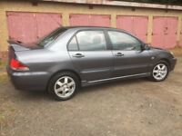 MITSUBISHI LANCER EQUIPPE ONE OWNER CAR ONLY £1295