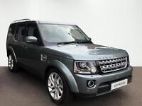 Land Rover Discovery SDV6 HSE (grey) 2015-09-22