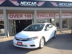 2012 Honda Civic EX AUT0 A/C SUNROOF ONLY 99K