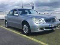Mercedes e320 Elegance petrol automatic