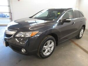 2014 Acura RDX AWD! BACK-UP CAM! ALLOYS! LEATHER! HEATED SEATS!