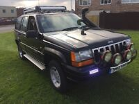 Stunning 4 x 4 jeep Cherokee low milage