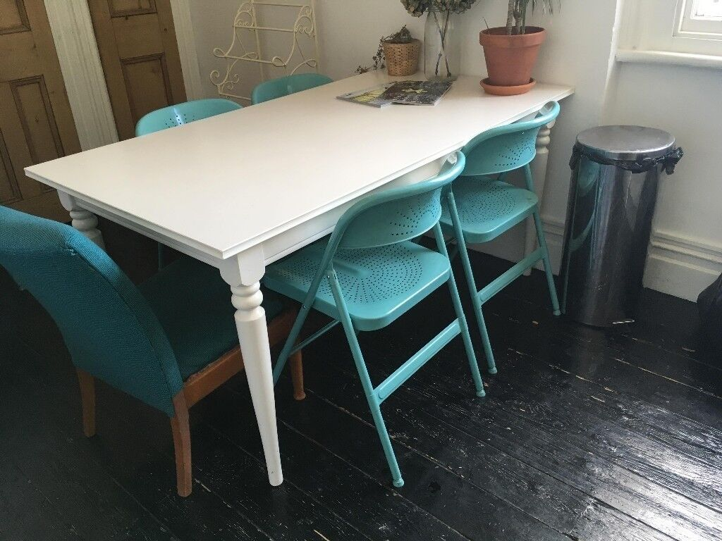 IKEA Dining Table - extendable - 4/6 people | in Hackney, London ...