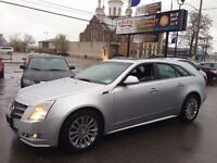 2011 Cadillac CTS 3.6L AWD PREMIUM ACCIDENT FREE SUNROOF