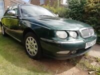 Rover 75 cdti connoisseur spares or repair