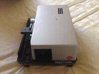 Leica P2000 Remote Control Slide Projector