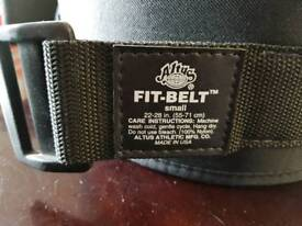 Small Size Fit-belt as new never used