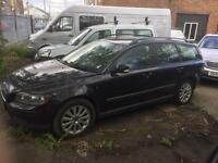 Volvo v50 2.0d spares repairs or breaking