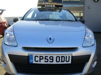 RENAULT CLIO 1.2 16v Extreme 3dr (silver) 2010