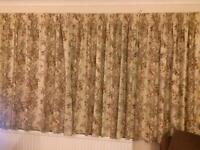 Used Lounge and Dining Room Curtains