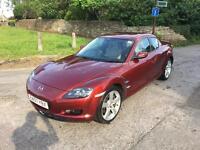 2007 Mazda RX8 Nemesis, Full Mazda Service History, Only 27000 miles