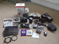 Canon 6d DSLR Camera Bundle - Canon 17-40mm Lens, 5,412 SHUTTER COUNT! Need gone ASAP £1,100