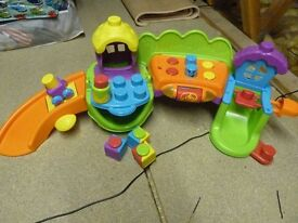Fisher Price musical activity toy