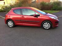 LONG MOT++PEUGEOT 207 1.4 S 3 DOOR++EXCELLENT CONDITION