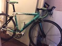 Bianchi 1885 Aluhydrocarbon Road Bike Full Shimano Ultegra