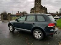 VOLKSWAGEN TOUAREG R5/2.5 TDI LOW MILLEAGE-FOR SALE !!!